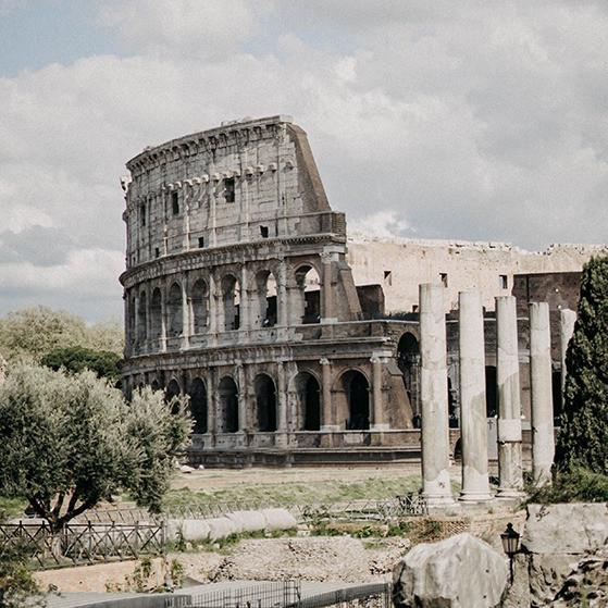 saffron history ancient rome