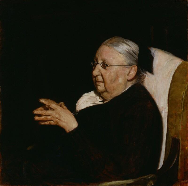 Gertrude Jekyll portrait